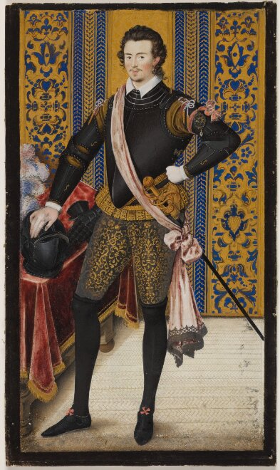 Sir Robert Dudley, Duke of Northumberland
